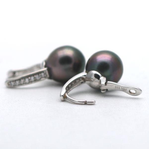 Diamant Smaragd 585 Gold Anhänger 14 Kt Brillant Weißgold Wert 1100,-