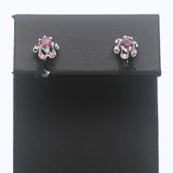 0,08 Ct Diamant Perlen Armband 585 Gold 14 Kt Weißgold floral Wert 2000,-