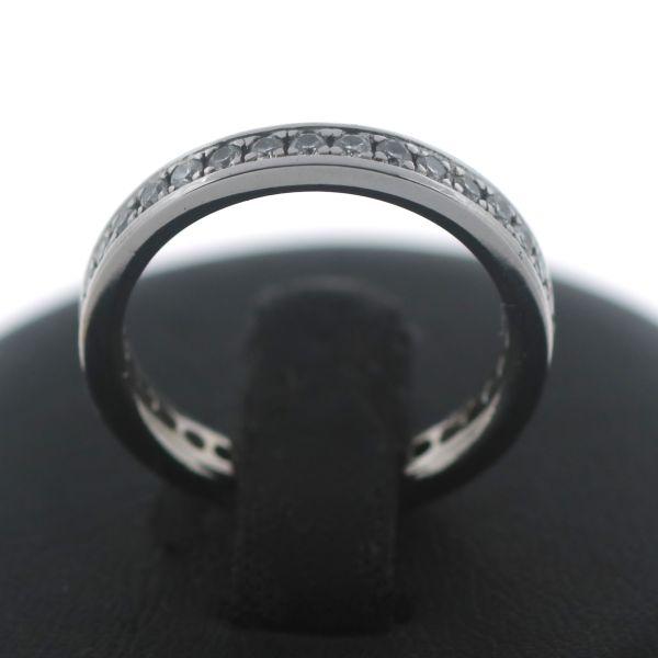Memory Ring 585 Gold 14 Kt Diamant 0,25 Ct Weißgold Wert 900,-