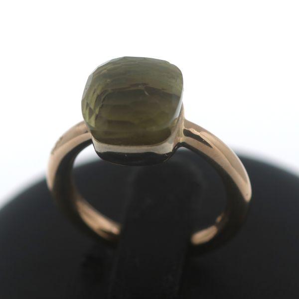 Diamant Stab Brosche 585 Gold 14 Kt Brillant Weißgold Schmuck Wert 2200,-