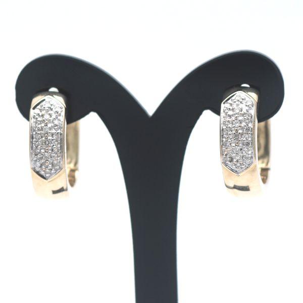 750 Gold Emaille Frau Anhänger 18 Karat Gelbgold Herz