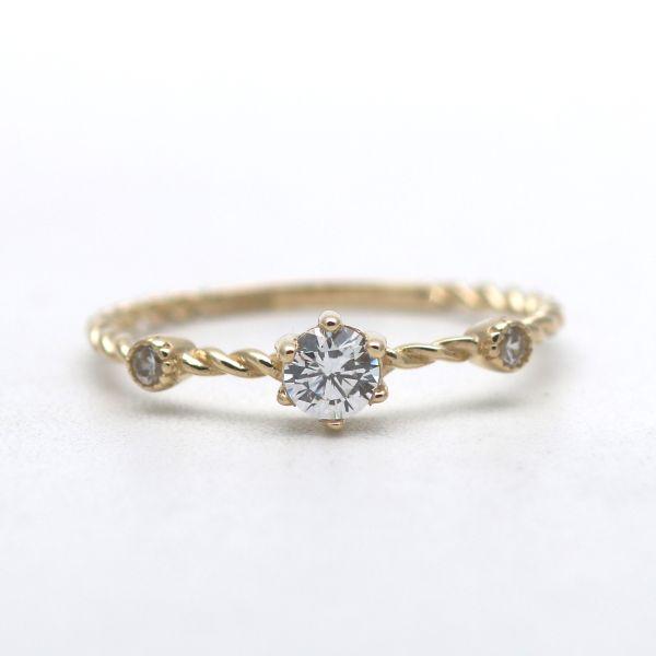 Zirkonia Ring 333 Gelbgold 8 Kt Gold Wert 190,-