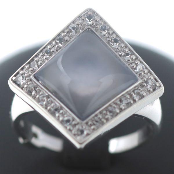 585 Gold Diamant Turmalin Ring 14 Kt Bicolor Brillant Wert 1100,-
