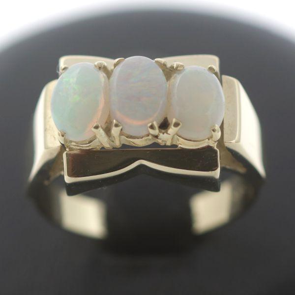 Diamant Ring 585 Gold 14 Kt 0.02 Carat Gelbgold Wert 329,-